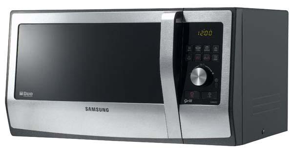 Samsung ge89apst s leggi la recensione con foto e utili consigli - Forno tradizionale e microonde ...