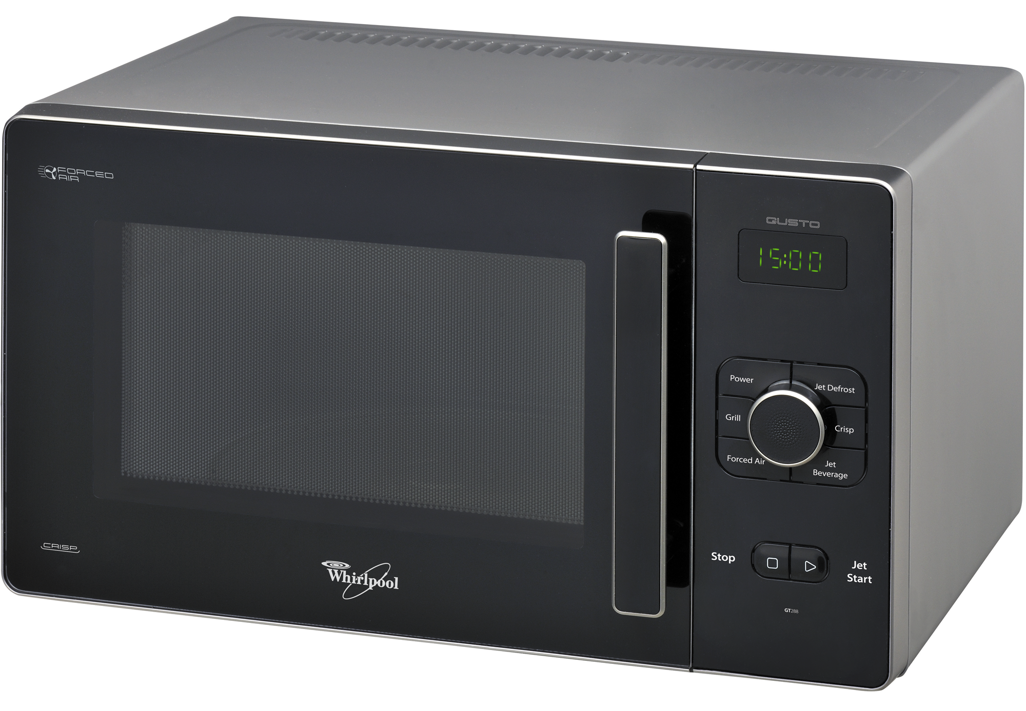 Whirlpool Gusto GT288 – Forno Microonde