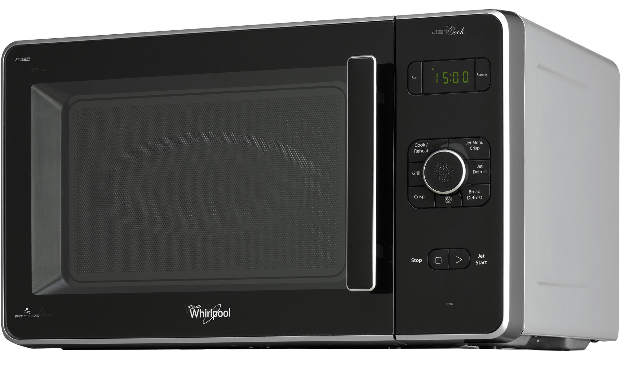 Whirlpool jc 216 sl qui trovate la recensione dei nostri esperti - Cucinare con microonde whirlpool ...